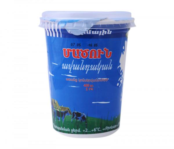 Բիոկաթ Մածուն 5%500գ