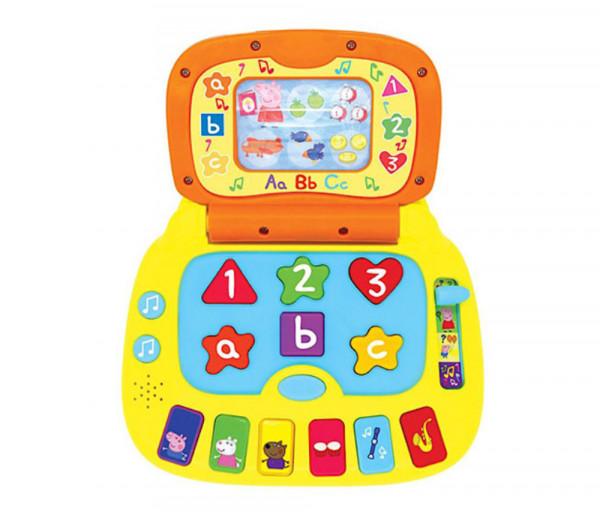 Peppa Pig ձայնային խաղալիք՝ Խոզուկ Պեպպայի համակարգիչը 528990EL