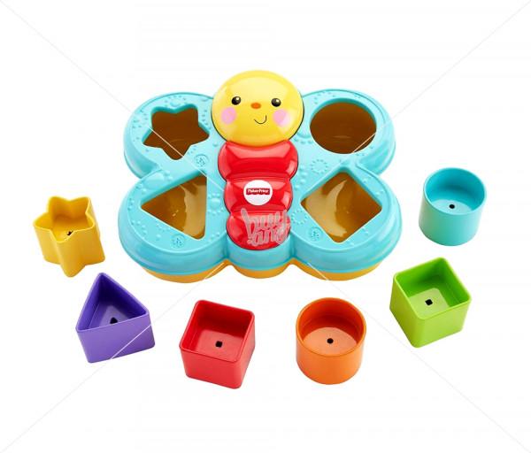 Ուսուցողական խաղալիք «Զվարճալի թիթեռնիկ» Fisher-Price