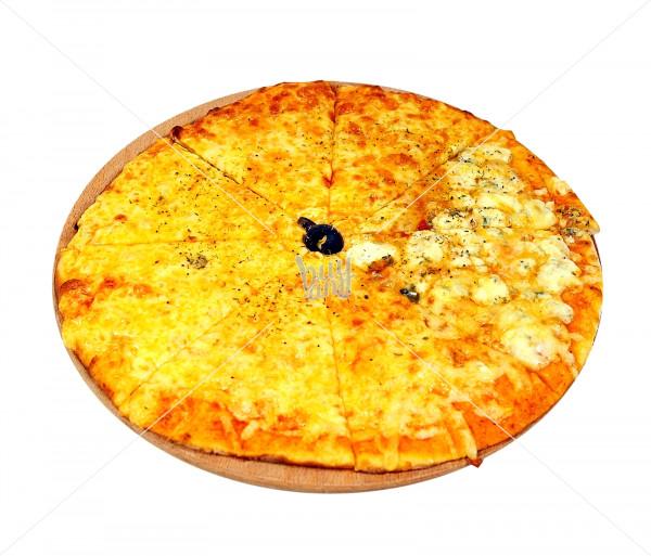 Պիցցա «Կվատրո Ֆորմաջի» (30սմ) Մամա Միա
