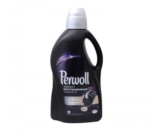 Պերվոլ Լվացքի հեղուկ սև և մուգ հագուստի համար 2լ