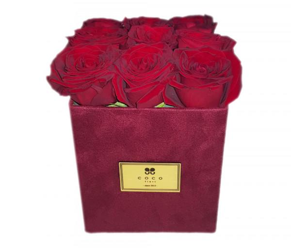 Հավաքածու Lola Red (զամշե տուփ) Coco Fiori