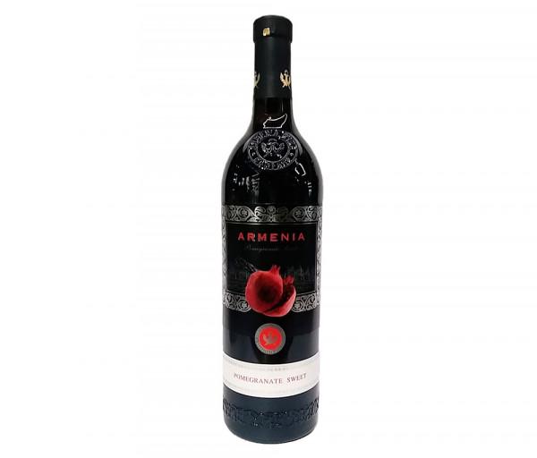 Գինի «Armenia» նռան, քաղցր 0.75լ