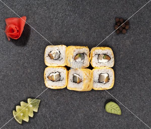 Տամագո Խոտատե AKO Sushi