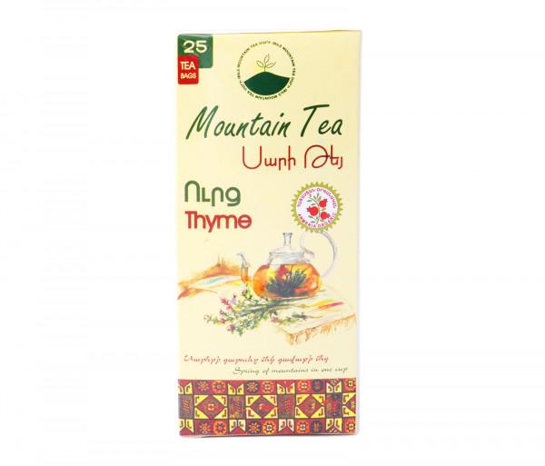 Mountain Tea Thyme 25x2g