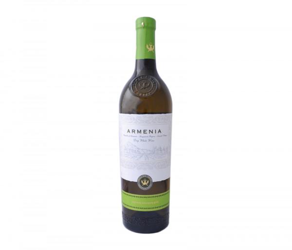 Արմենիա Վայն Սպիտակ անապակ գինի 0.75լ