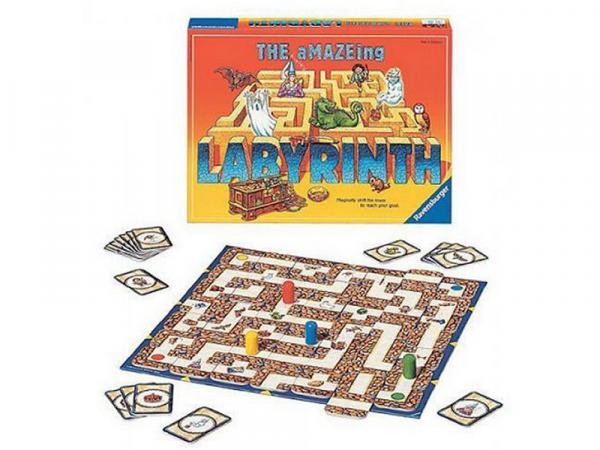 Ravensburger Սեղանի Խաղ «Խելահեղ Lաբիրինթոս»