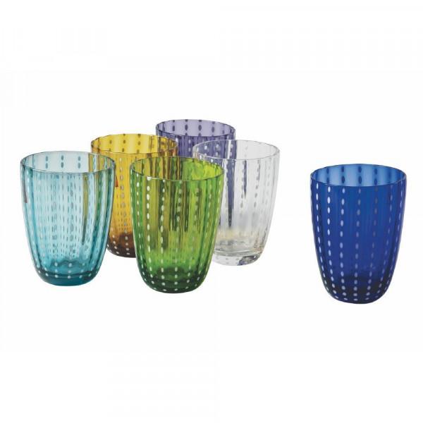 Բաժակների հավաքածու Kalahari Set 6 Bicchieri