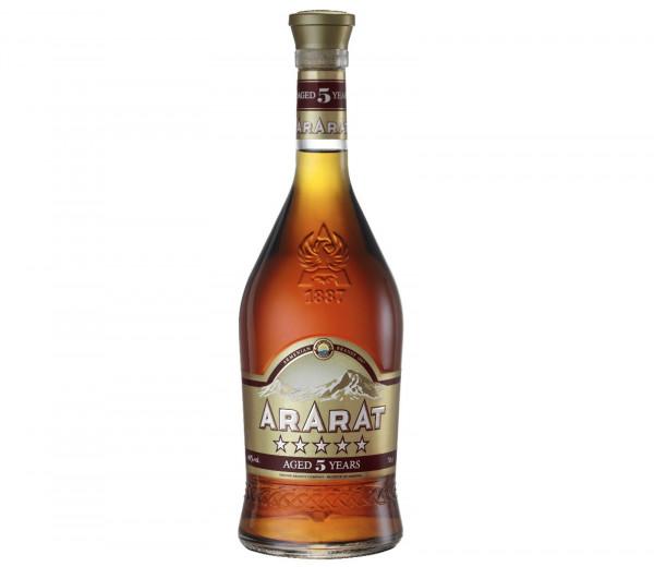 Կոնյակ Ararat 5* 1լ