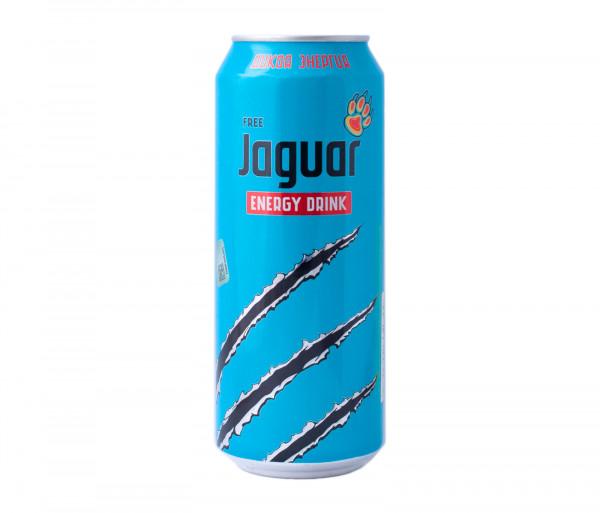 Յագուար Ֆրի Ոչ Ալկոհոլային Էներգետիկ ըմպելիք 0.5լ