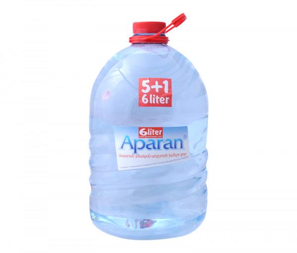 Ապարան Ջուր 6լ