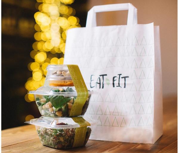 Օրվա Լանչ Eat and Fit