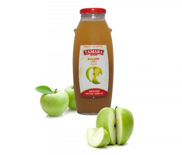 Խնձորի բնական հյութ Թամարա 0.25լ