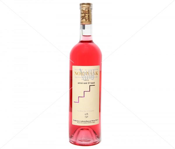 Խաղողի գինի «Նորավանք» վարդագույն, անապակ