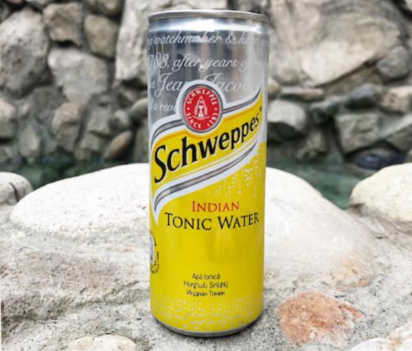 Զովացուցիչ ըմպելիք «Schweppes» 0.25լ