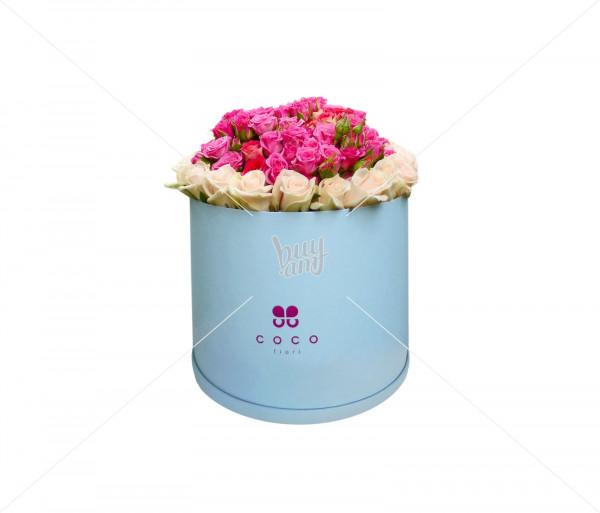 Floral arrangement Dolche Coco Fiori