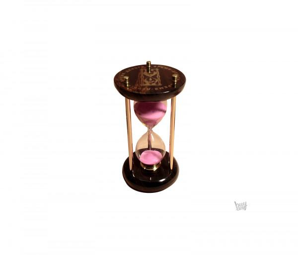 Ավազե ժամացույց օբսիդիան «Կլասիկ»
