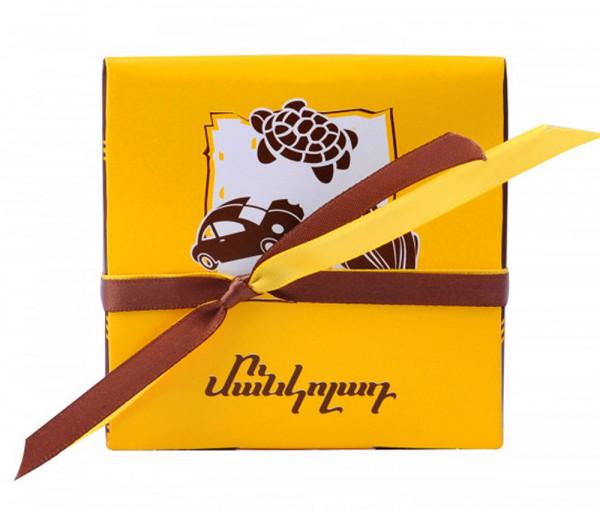 Կաթնային շոկոլադ «Արկոլադ» Մանկոլադ 150գ