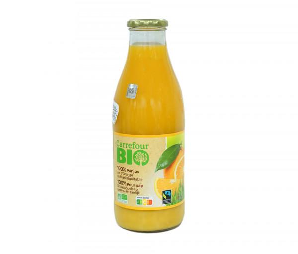 Carrefour Bio Orange juice 1l