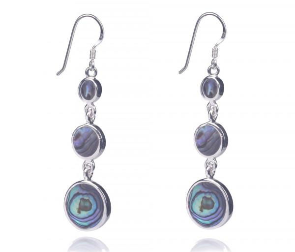 Silver earrings SE275A