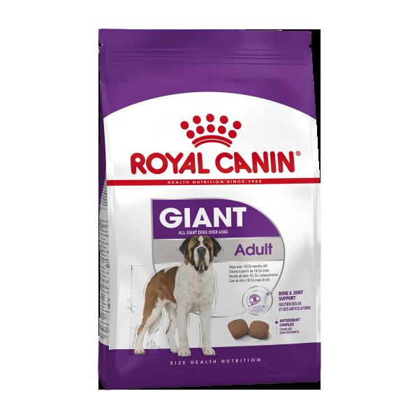 Շան չոր կեր Giant adult 15 կգ