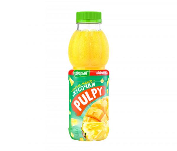Բնական հյութ «Pulpy» 0.5լ