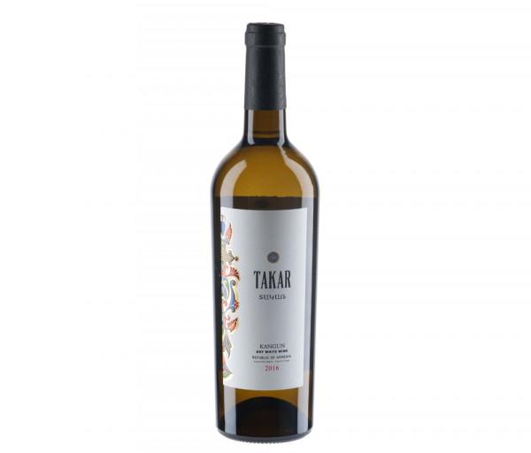 Սպիտակ գինի Տակառ 0.75լ