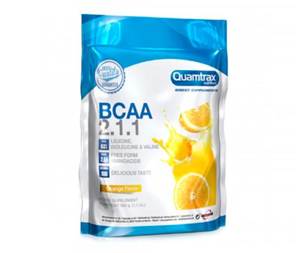 BCAA 2.1.1 500g Orange