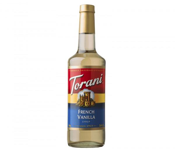 Օշարակ Torani French Vanilla 0.75 լ