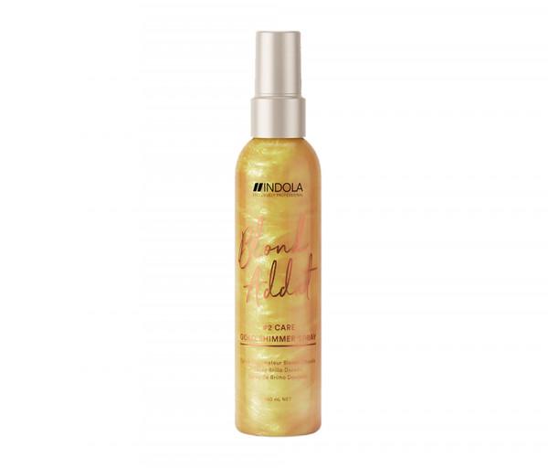 Սփրեյ ոսկեգույն Blond Addict Innova Indola 150մլ