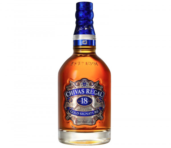 Վիսկի Chivas Regel 18 years old 0.7 լ