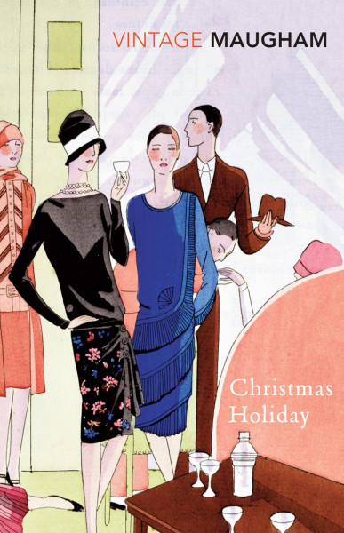 """William Somerset Maugham """"Christmas Holiday"""" Bookinist"""