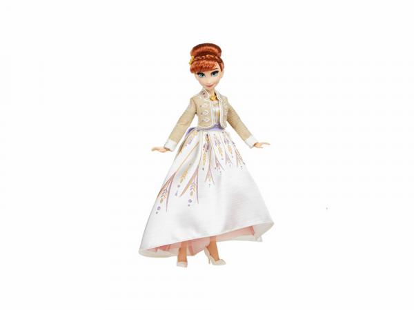 Hasbro Մուլտհերոսուհու Արձանիկ Frozen II «Աննան՝ Դելյուքս Զգեստով»