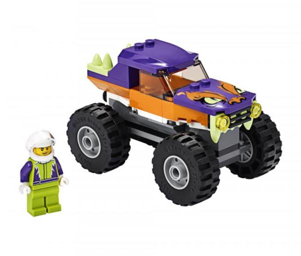 Lego City Կառուցողական Խաղ «Արտաճանապարհային ամենագնաց»
