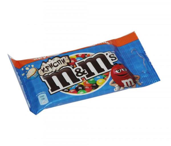 M&M's Շոկոլադ Խրթխրթան 45գ