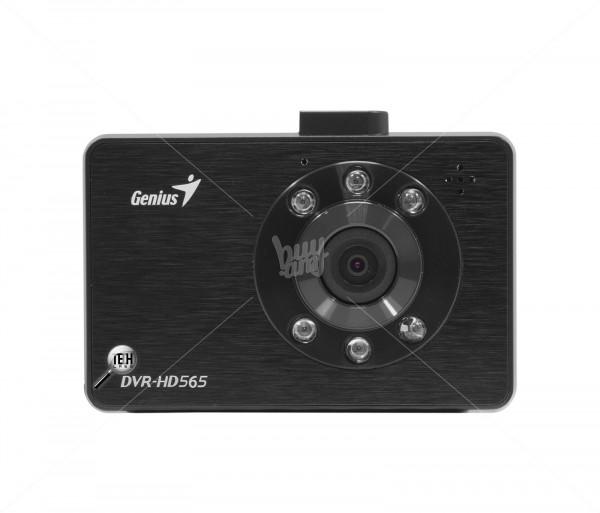 Մեքենայի վիդեոտեսագրիչ Genius DVR-HD565