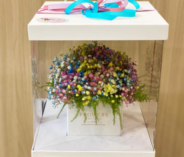 Ծաղկային կոմպոզիցիա N10 Cataleya Flowers