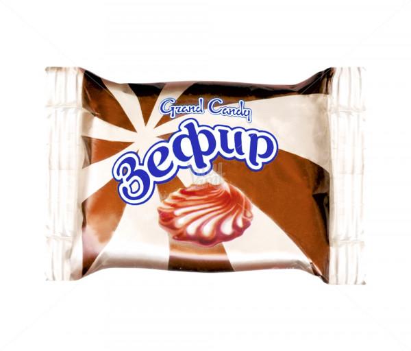Հարած կոնֆետներ «Շոկոլադապատ զեֆիր» Grand Candy