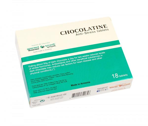 Շոկոլադե կոնֆետներ «Հակասթրեսային հաբեր» Gourmet Dourme