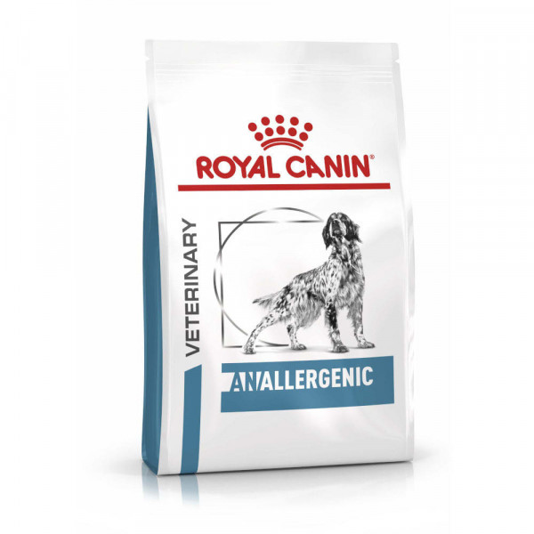 Dry dog food Royal Canin Anallergenic 8 kg