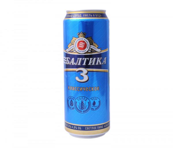 Բալտիկա Գարեջուր N3 0.5լ