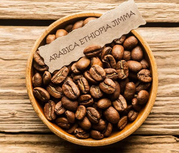 Սուրճ Արաբիկա Եթովպիա Ջիմմա Coffee-inn