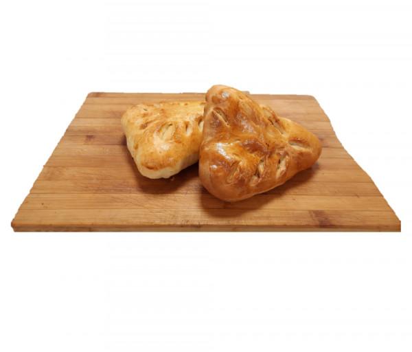 Pie with potatoes