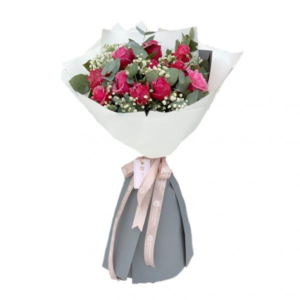 Ծաղկեփունջ «Hermosa» My Rose