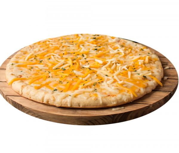 Պիցցա «Չորս պանիր» Վասաբի