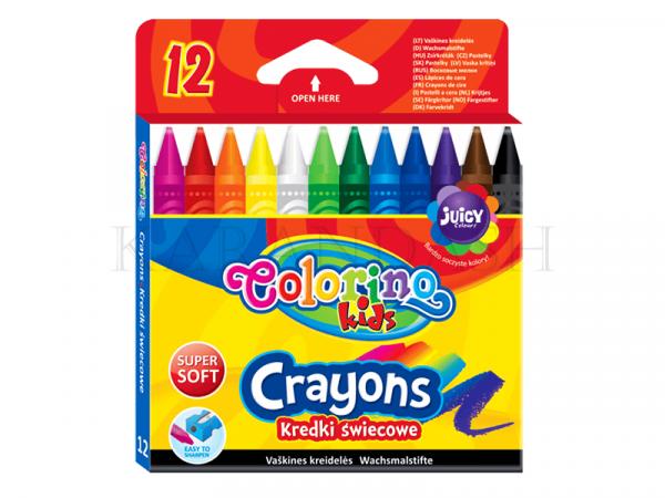 Մոմամատիտներ Colorino Kids 13314PTR 12 գույն