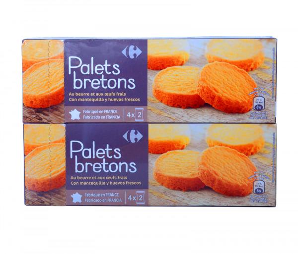 Carrefour Breton Cookies 2x125g