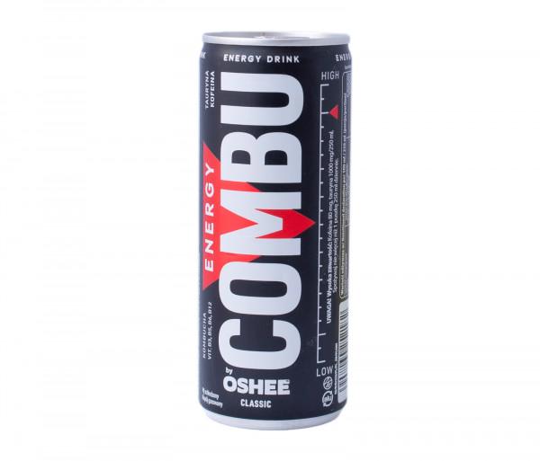 Օշի Կոմբու Էներգետիկ ըմպելիք Կլասիկ 250մլ