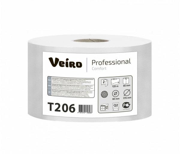 Զուգարանի թուղթ (միաշերտ) «Veiro»