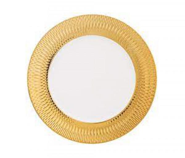 Ափսե Bronco Crocus 22սմ, ոսկեգույն